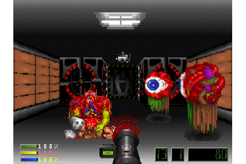 Download Corridor 7: Alien Invasion | DOS Games Archive