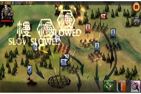 Autumn Dynasty iPhone game - free. Download ipa for iPad ...