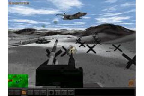 Armored Fist 2 Download (1997 Simulation Game)