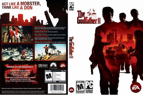 The Godfather II Free Game Download - Free PC Games Den