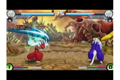 Sunday vs Magazine Inu Yasha gameplay - YouTube