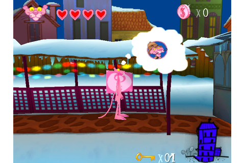 Download FREE The Pink Panther Pinkadelic Pursuit PC Game ...