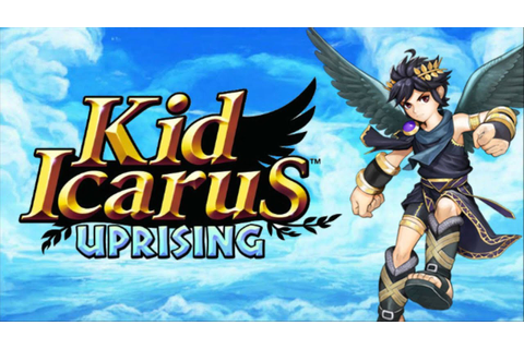 Kid Icarus Uprising Music - Dark Pit Flying Theme (Chapter ...