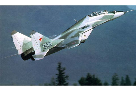 Global Aircraft -- MiG-29 Fulcrum