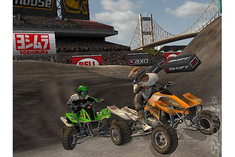 Screens: ATV Offroad Fury 3 - PS2 (5 of 8)