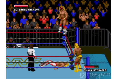 WWF Super Wrestlemania. Download and Play WWF Super ...