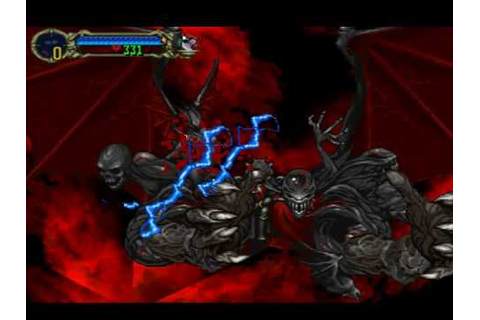 Game Over: Castlevania - Symphony of the Night - YouTube