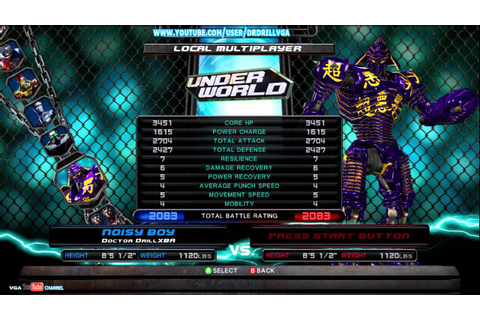 Real Steel Trial Version Xbox 360 HD - YouTube