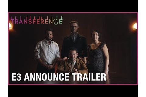 VR Game Transference Announced | GameGrin