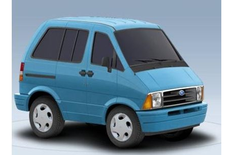 IGCD.net: Ford Aerostar in Car Town
