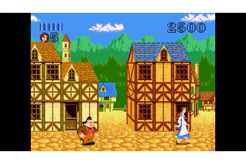 Beauty and the Beast: Belle's Quest ... (Sega Genesis ...
