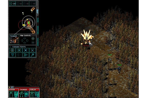 Download Mech Commander: Gold (Windows) - My Abandonware
