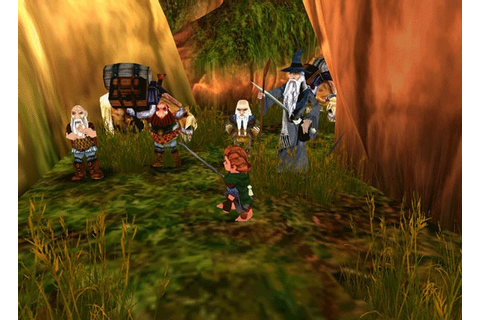 Bilbo: Le Hobbit Fiche RPG (reviews, previews, wallpapers ...