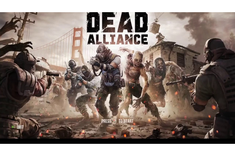 Dead Alliance Ep. 1 ♠NEW FPS Zombie game!♠ First person ...