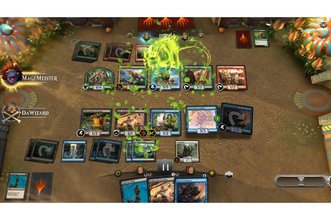 Magic: The Gathering Online game hotkeys ‒ defkey
