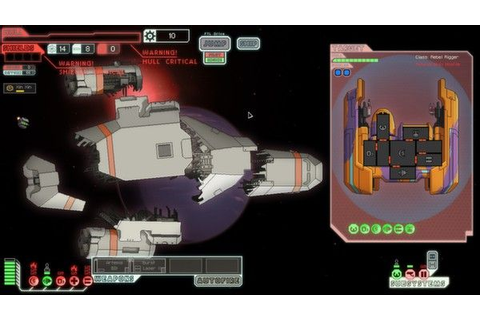 Are Your Games Not Complicated Enough? Get FTL, Just ...