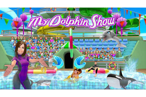 My Dolphin Show - New North Pole World- By SPIL GAMES ...