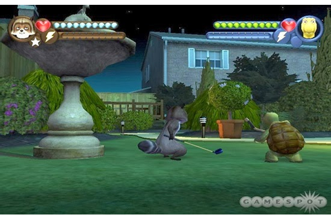 Over the Hedge Game - SadamGames