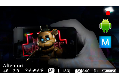 Help wanted Game Android Five Night at Freddy's - YouTube