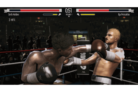 Real Boxing™ on PS Vita | Official PlayStation™Store US
