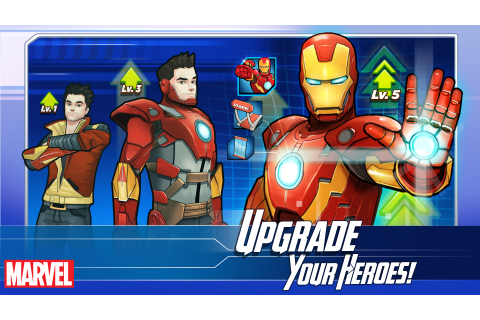 MARVEL Avengers Academy - Import It All
