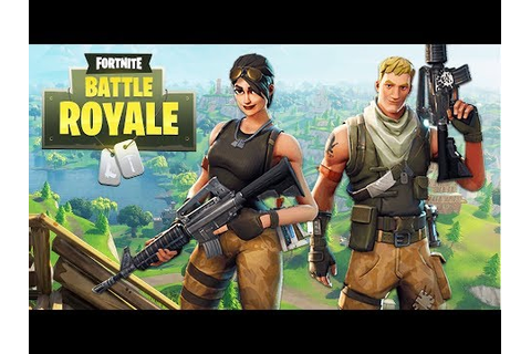 BEST GAME EVER!! (Fortnite: Battle Royale) - YouTube