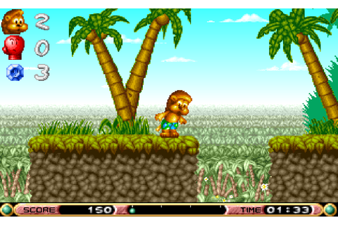 Brian The Lion - The Company - Classic Amiga Games