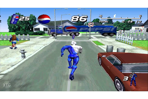 Pepsiman PS1 Gameplay HD - YouTube