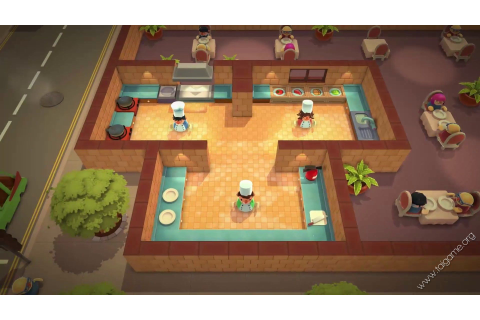 Overcooked - Download Free Full Games | Time Management games