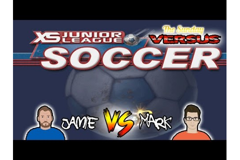 XS Junior League Soccer (PS1) Sunday Versus - YouTube