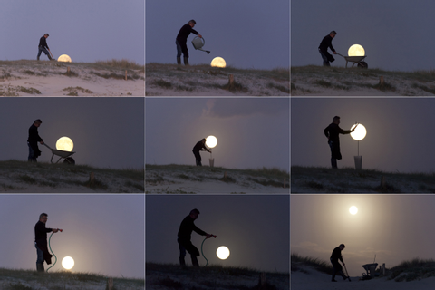 Moon games | Creative Photo
