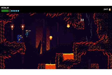 The Messenger Review – A Tale Of Two Games - Game Informer