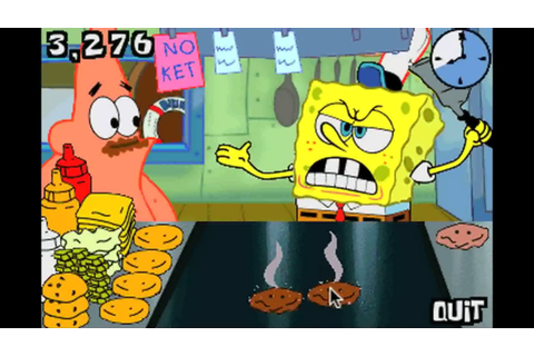SpongeBob SquarePants Flip or Flop - Full Game - YouTube