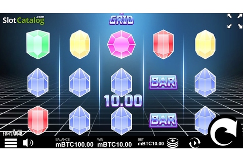 The Grid Slot ᐈ Claim a bonus or play for free!