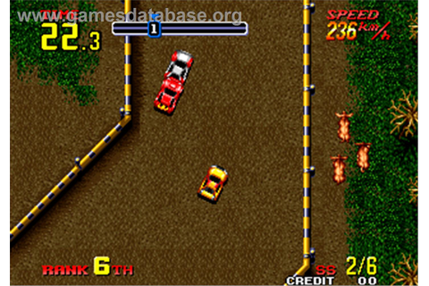 Thrash Rally - Arcade - Games Database