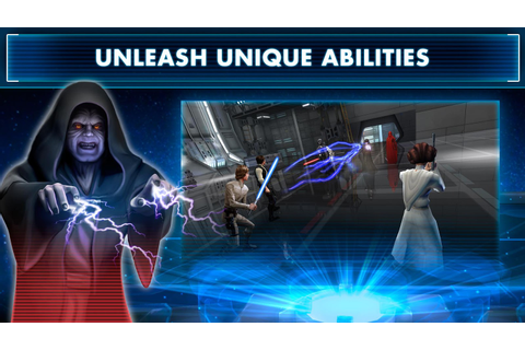 Star Wars™: Galaxy of Heroes - Android Apps on Google Play