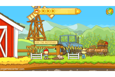 Scribblenauts Unlimited Pc Game Free Download