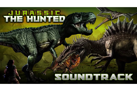 Jurassic The Hunted - Video Game Soundtrack - YouTube