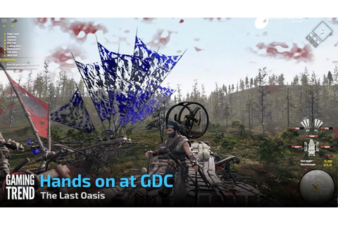 Hands on with Last Oasis at GDC - YouTube