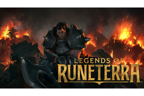 Riot's Legends of Runeterra Card Game Goes Open Beta on ...