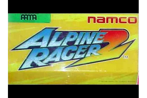 R.A's Alpine Racer 2 Gameplay - YouTube