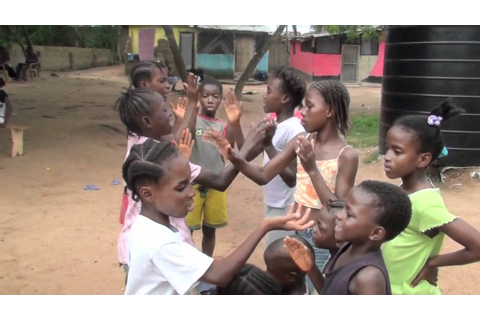 Three African Clapping Games from Liberia - Africa ...