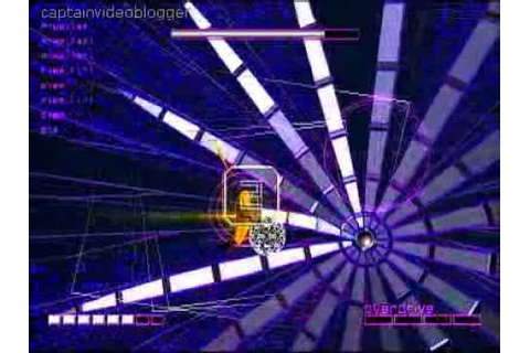 Rez (PS2) Stage 2 - YouTube