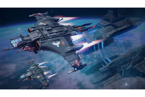 Star Conflict receives new update | The Indie Game Website