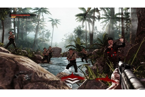 Rambo The Video Game - Free Download Full Version For PC