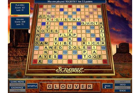 Scrabble 3D Download the Famous Scrabble Boardgame in Full 3-D
