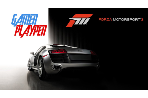 Forza Motorsport 3 Xbox 360 Game Play - YouTube
