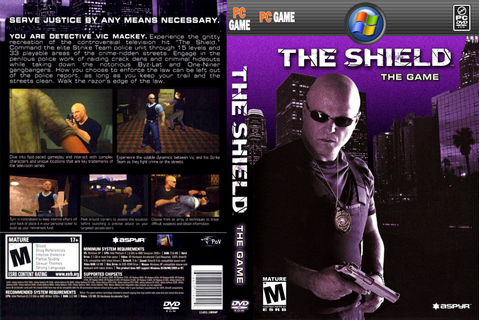 Download - The Shield - PC [Torrent] | GamesDonwload