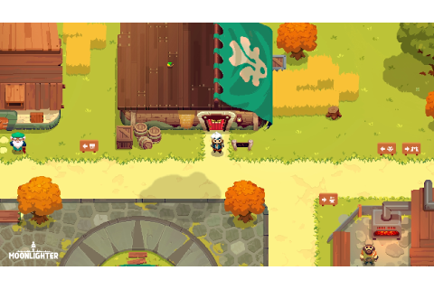 Moonlighter is opening up shop and slaying monsters on ...