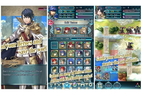 Fire Emblem Heroes for PC - Free Download